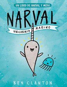 Narval, unicornio marino. Ben Clanton