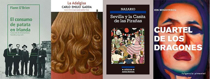 Libros Recomendados - Letras Corsarias Librería Salamanca