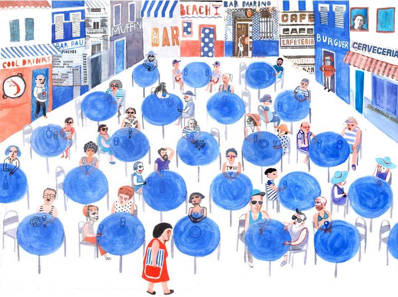 Ilustración de Ana Peñas