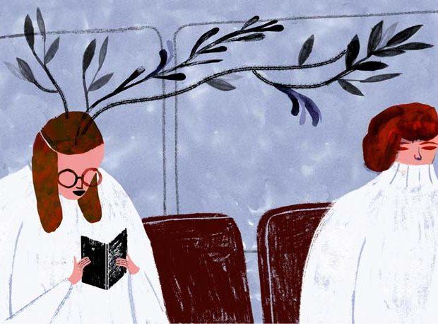 Ilustración de Cinta Arribas