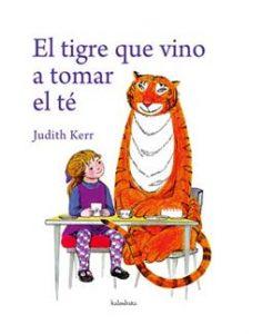 El tigre que vino a tomar el té