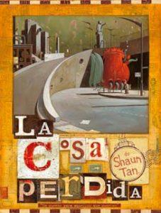 La casa perdida – Shaun Tan – Letras Corsarias Librería Salamanca