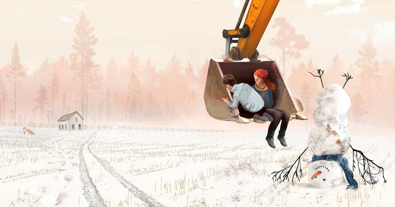 Ilustración de Kaatje Vermeire