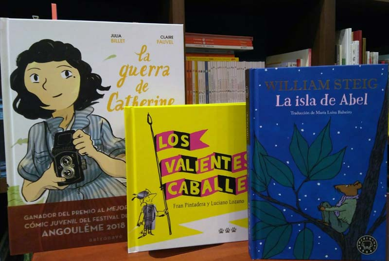 Selección 2018 - Los libros del año en literatura infantil y juvenil
