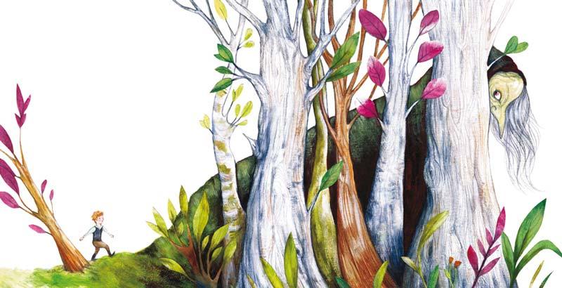 Ilustración de Adolfo Serra