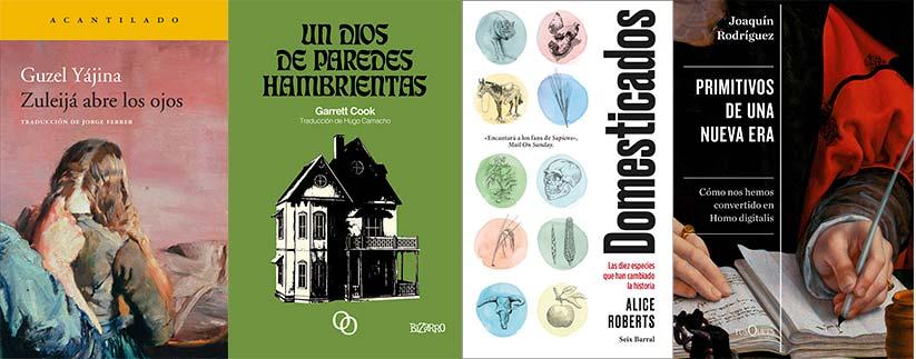 Libros recomendados – Letras Corsarias Librería Salamanca