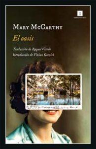 El oasis – Mary McCarthy – Letras Corsarias Librería Salamanca