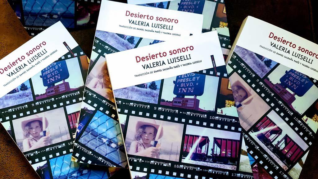 Libro de la semana – Desierto Sonoro – Letras Corsarias Librería