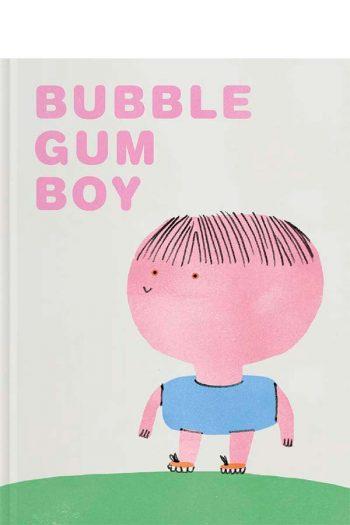 Bubblegum Boy: en el cole nuevo.