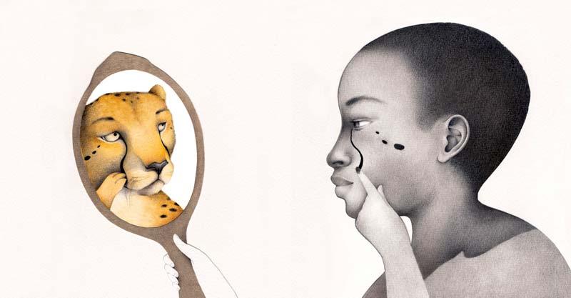 Ilustración de Ester García