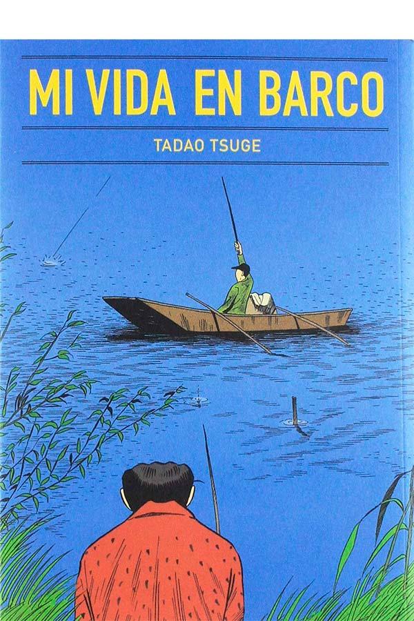 Mi vida en barco - Letras Corsarias Librería