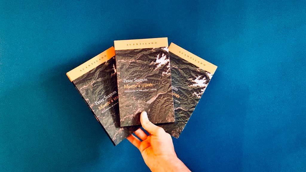 Monte a través – Libros recomendados – Letras Corsarias Librería Salamanca