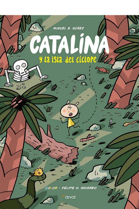 Catalina y la isla del cíclope