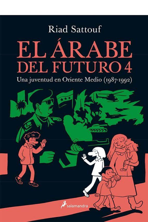 El árabe del futuro #4