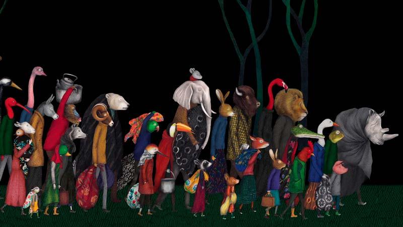 Ilustración de Issa Watanabe