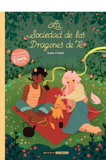 La Sociedad de los Dragones de Té