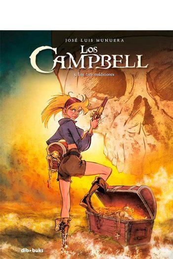 Los Campbell. Las tres maldiciones