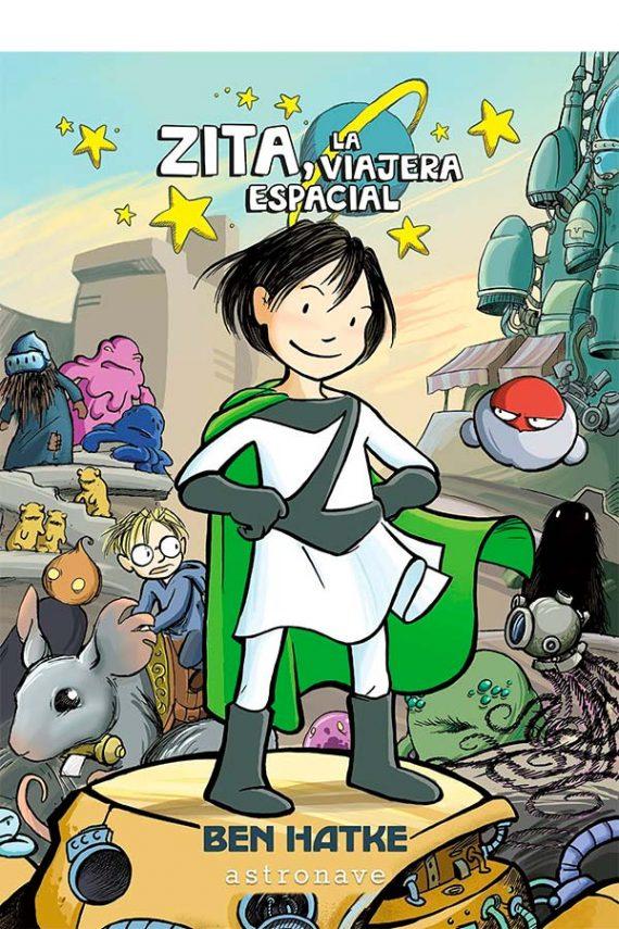 Zita, la viajera espacial