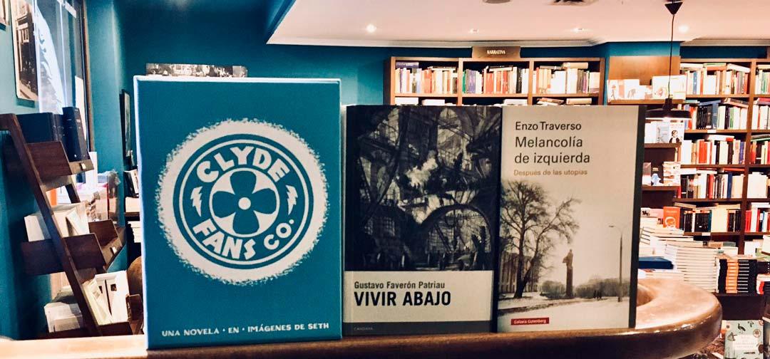Libros favoritos 2019 – Letras Corsarias Librería Salamanca