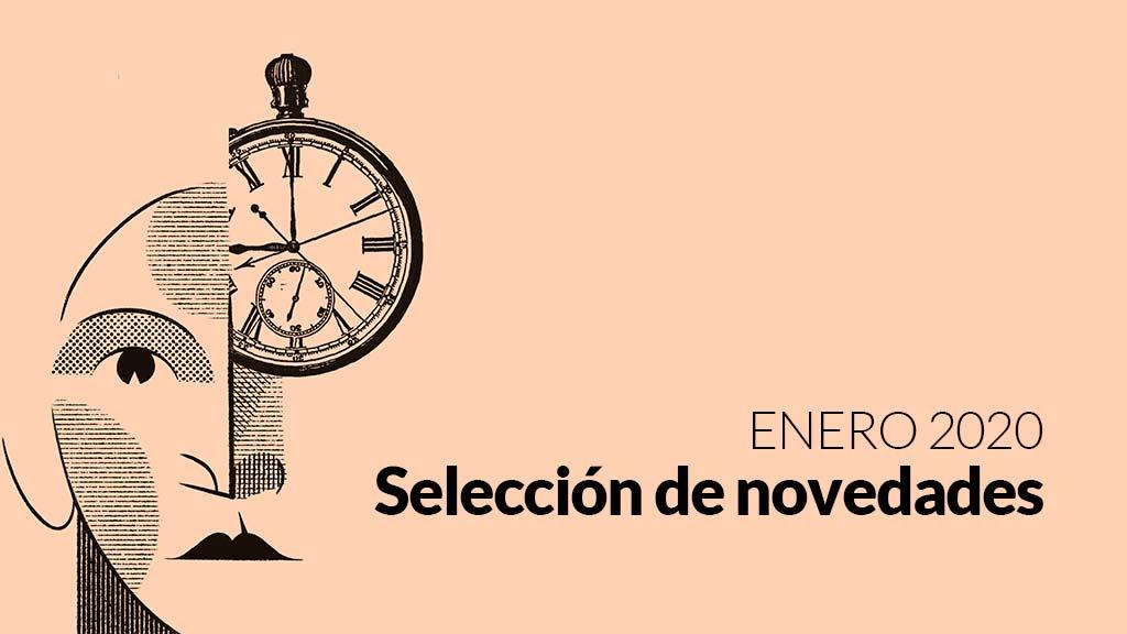 Novedades enero 2002 Libros recomendados – Letras Corsarias Librería Salamanca