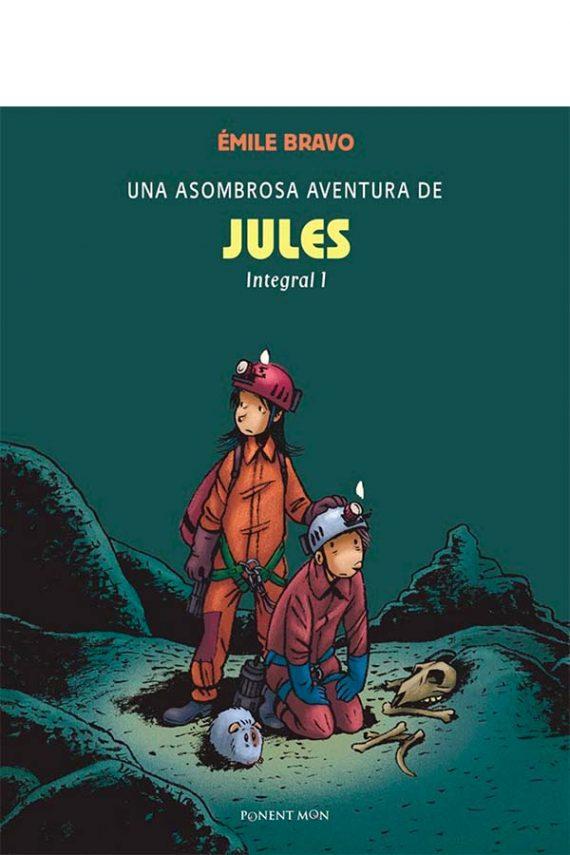 Una asombrosa aventura de Jules