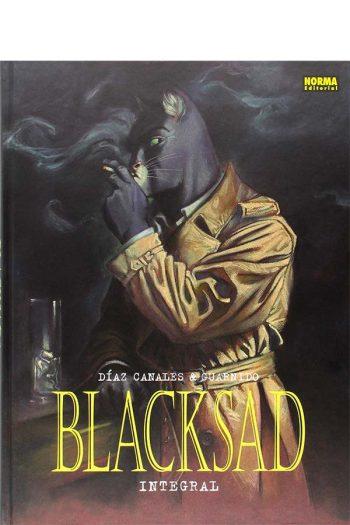 Blacksad integral