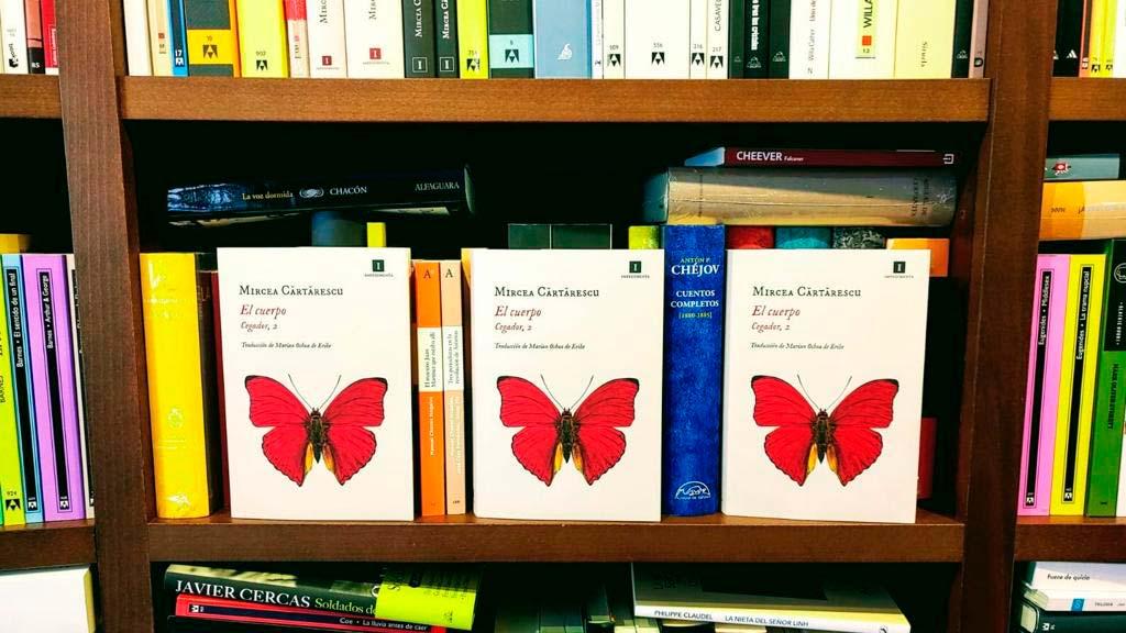 El cuerpo – Libros recomendados – Letras Corsarias Librería Salamanca
