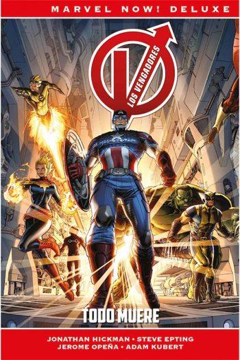 Los Vengadores #1. Todo muere
