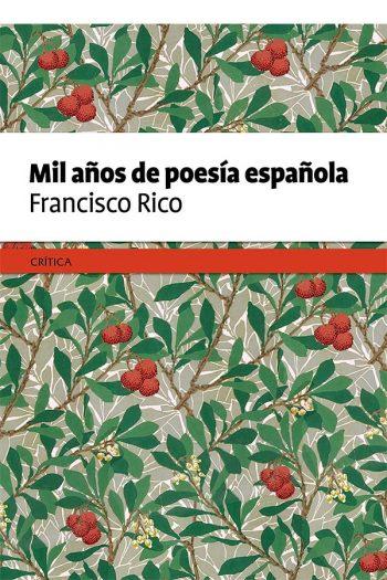 Mil años de poesía española