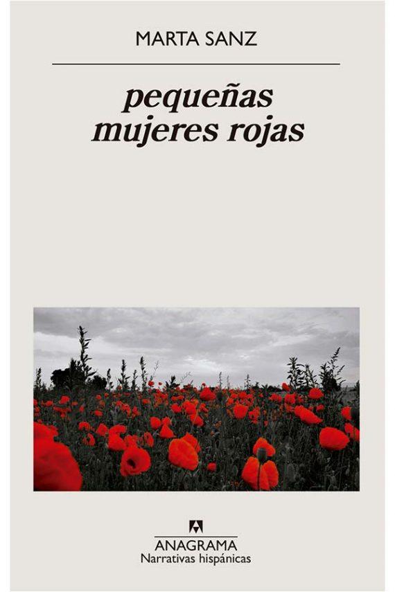 pequeñas mujeres rojas