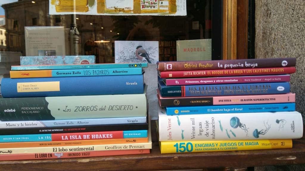 Libros recomendados infantil mayo 2020 – Letras Corsarias Librería – Salamanca
