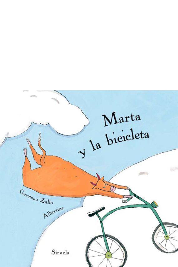 Marta y la bicicleta