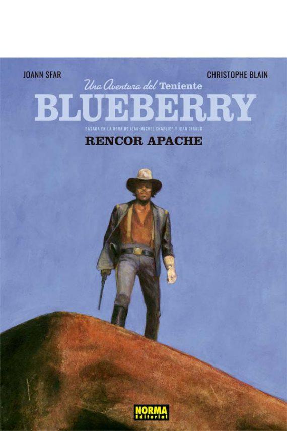 Blueberry. Rencor Apache