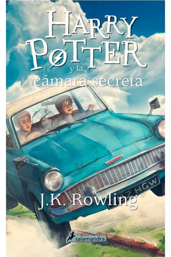 Harry Potter y la cámara secreta