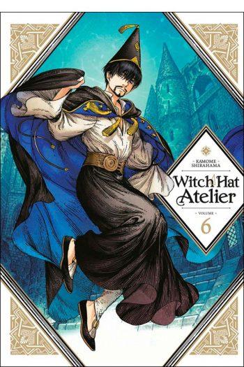 Atelier of Witch Hat – El atelier de sombreros de mago #6
