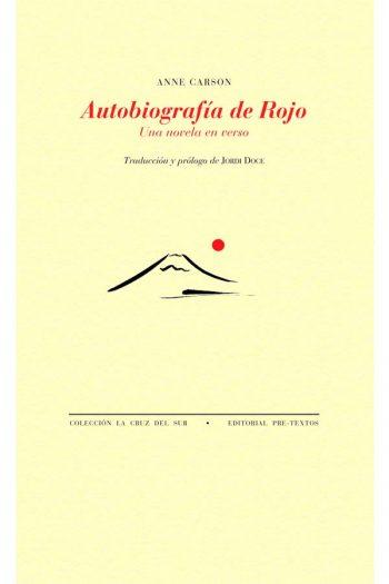 Autobiografía en rojo