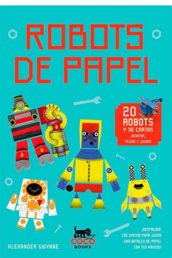 Robots de papel