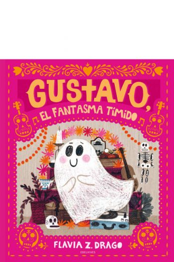Gustavo, el fantasma tímido