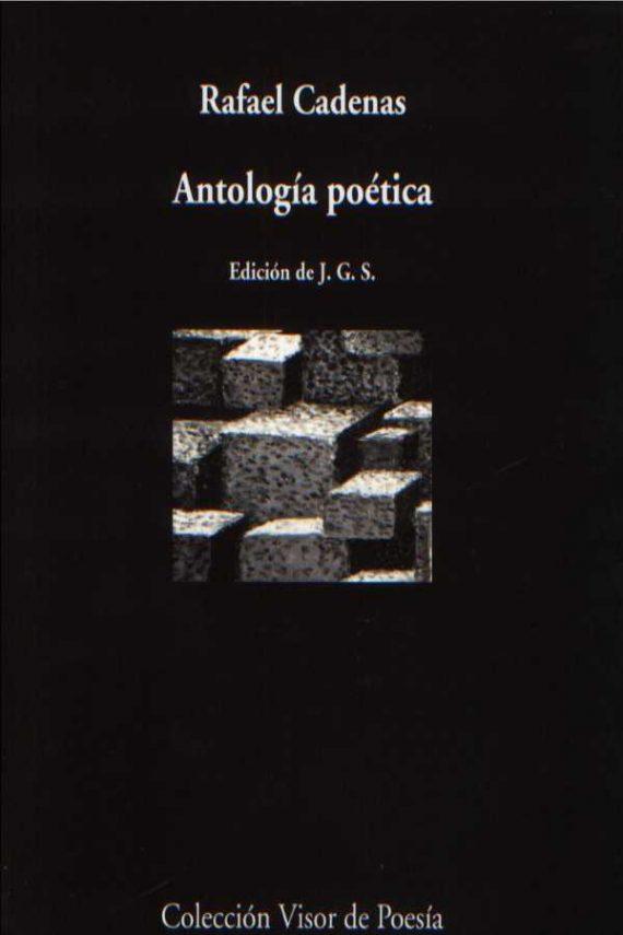 Antología poética. Rafael Cárdenas