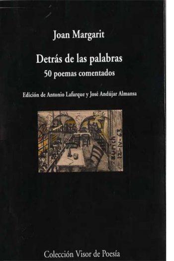 Detrás de las palabras. 50 poemas comentados