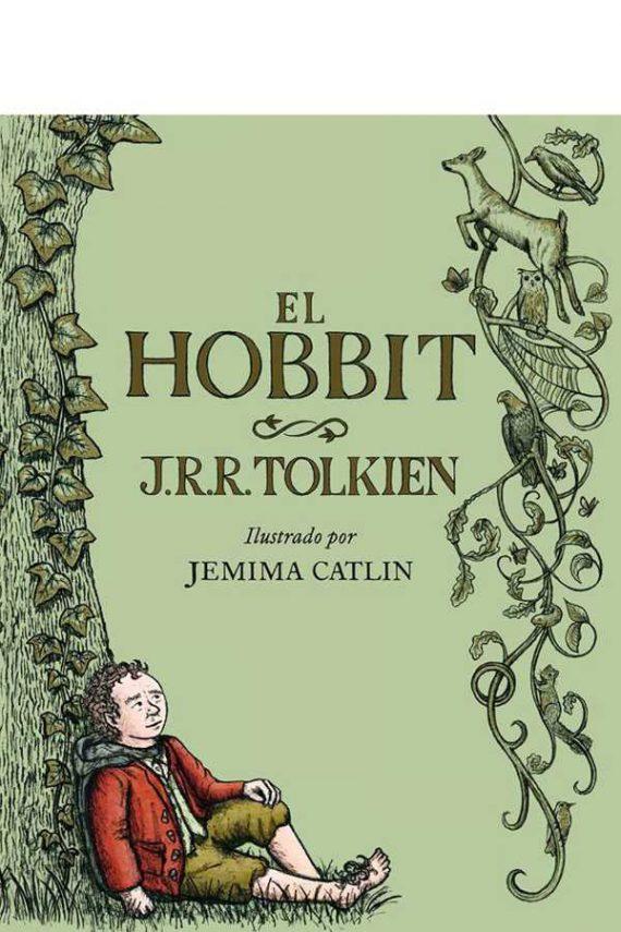 El Hobbit. Ilustrado por Jemina Catlin