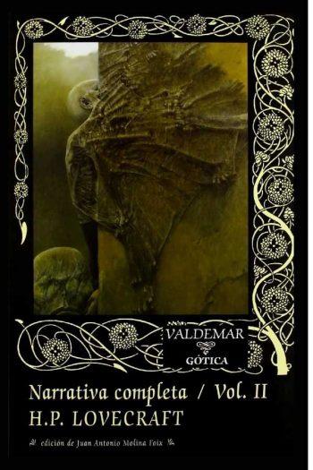 Narrativa completa Lovecraft II