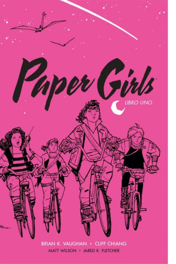 Paper Girls (integral)