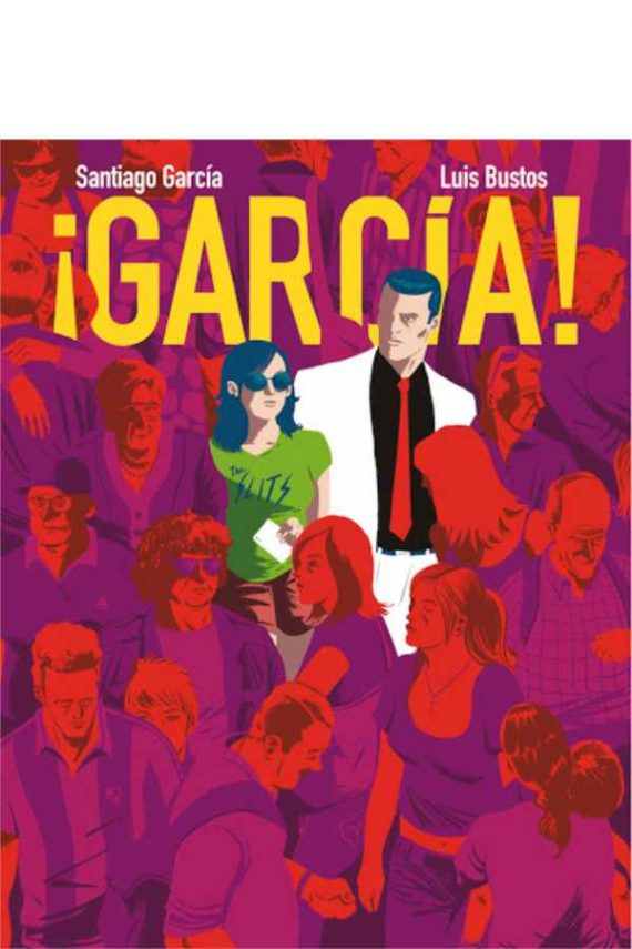 ¡García! en Catalunya. Tomo 3