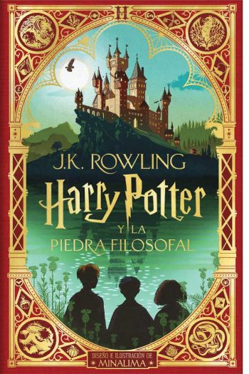 Harry Potter y la piedra filosofal (Ed. Minalima) (Harry Potter, 1)