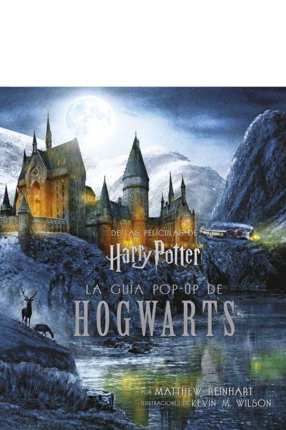 Harry Potter: la guía pop-up de Hogwarts