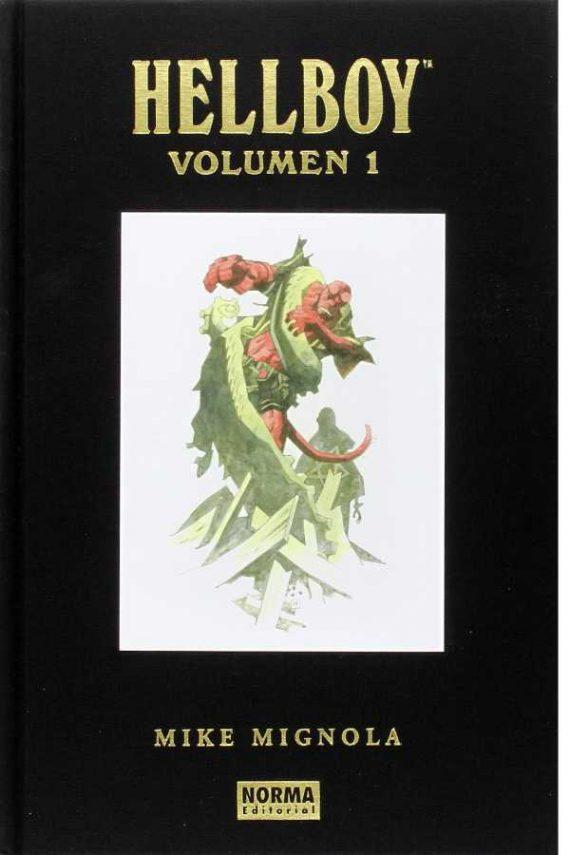 Hellboy. Edición integral. Volumen 1