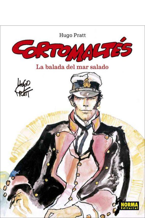 Corto Maltés: La balada del mar salado