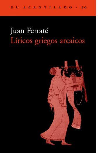 Líricos griegos arcaicos