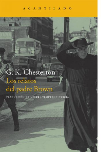Los relatos del padre Brown